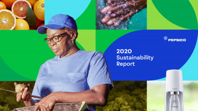 PepsiCo 2020 Sustainability Report Showcases Progress Towards a More Sustainable Food System