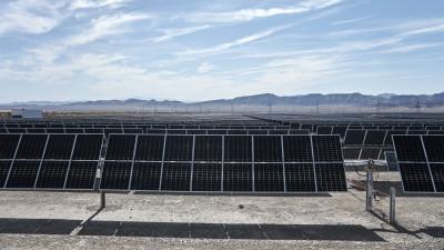 MGM's Mega Solar Array Now Powering 13 LV Strip Resorts