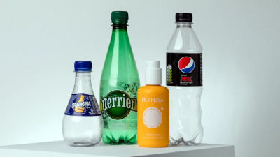 L'Oréal, Nestlé Waters, PepsiCo, Suntory Unveil World's First Enzymatically Recycled Bottles
