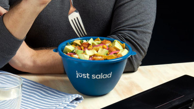Just Salad Poised to Take Zero-Waste Dining Nationwide