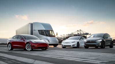 Porsche, Tesla Partner with Materials Suppliers to Increase Sustainability of EV Batteries