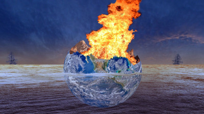 It's Arrived: Our 'Uh-Oh' Moment on Climate Change