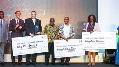7th Innovation Prize for Africa Seeks Solutions for Africa's Biggest Challenges