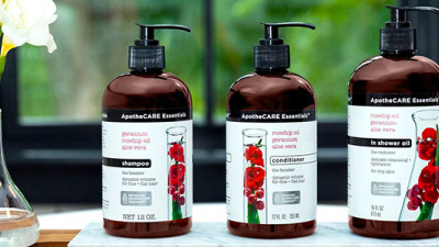 Unilever Enters Natural Beauty Space with Launch of ApotheCARE Essentials