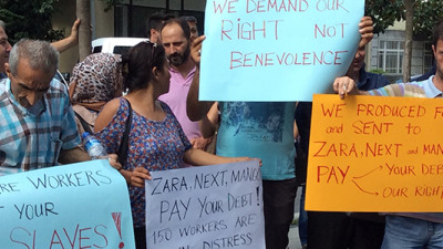 Inditex Creates Uproar, Refuses to Pay Wages to Over 150 Turkish Garment Workers