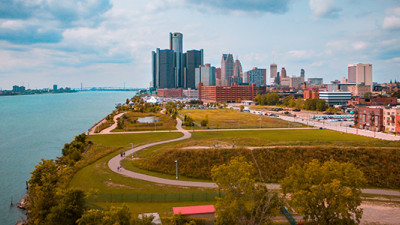 JPMorgan Chase Sinks $900K Into Sustainable Infrastructure for Detroit