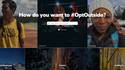 Third Year of REI's #OptOutside Movement Gives the Power to the People