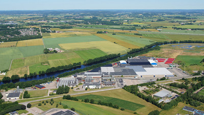 Falkenberg Becomes Carlsberg's First Carbon-Neutral Brewery