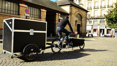 Trending: Brands Look to Bicycles to Decarbonize Urban Logistics