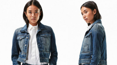 G-Star RAW Unveils First-Ever C2C Gold Certified Denim