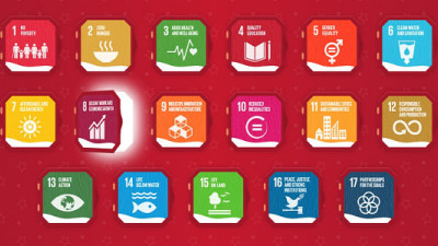 The SDGs Should Be Like a Chocolate Advent Calendar