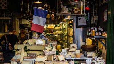 France Scores Top Spot on Food Sustainability Index