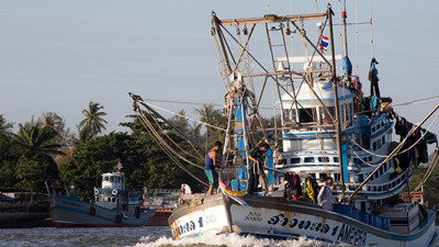 Thai Union, Nestlé Partner to Promote Human Rights in Thai Fishing Industry