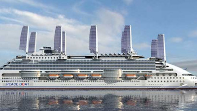 Peace Boat's Ecoship to Bring Sustainability to the High Seas in 2020