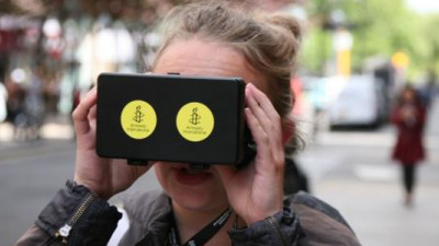Singularity University, Amnesty International Turning to Tech to Tackle Human Rights Challenges