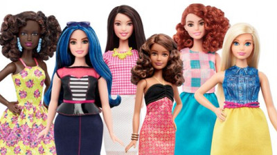Barbie Breaks Out of Blonde, Blue-Eyed Box with Range of New Shapes, Sizes, Skin Tones