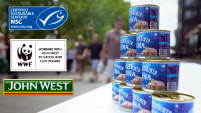 John West Partnering with WWF, MSC to Offer World's Largest Range of Sustainable Tuna
