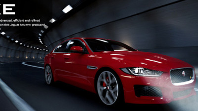 Novelis' Recycled Aluminum Builds Jaguar's Lightest, Most Aerodynamic Sedan