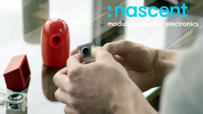 Nascent's Modular System Enables Shift Towards Sustainable Consumer Electronics