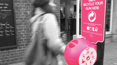 Trending: Reducing Waste With Chewing Gum Plastic, Innovative Design