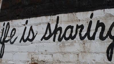 Sharing Has Been Hijacked