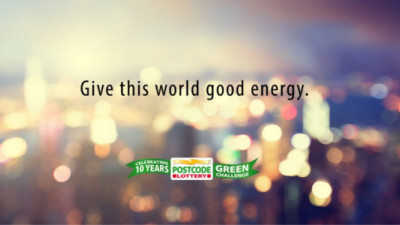 €700K in Postcode Lottery Prizes to Emissions-Reducing Products, Services