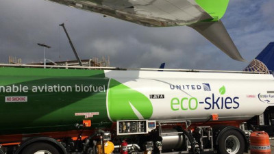 United Flights from LA to San Francisco Now Use Biofuel, Create 60% Less Emissions