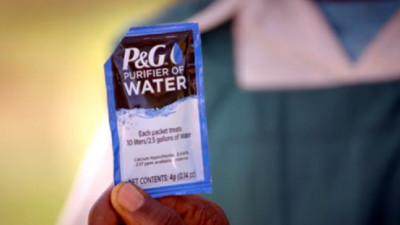 The Power of Clean Water in a Four-Gram Sachet