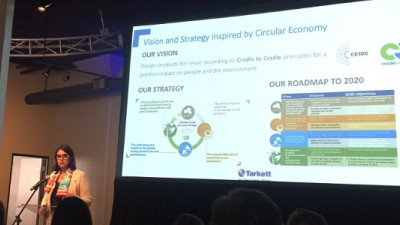 Walmart, SunPower, Tarkett Join Circular Economy 100 USA Network