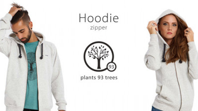 Apparel Startup Forgoes Ad Budget to Plant Trees, Feed Kids, Provide Water