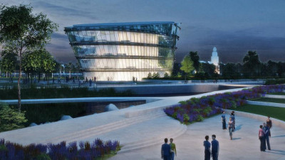 Ford Designing New Campus to Drive Innovation and Collaboration, Invest in Employees