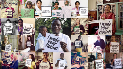 3rd Fashion Revolution Will See Activists in 84 Countries Asking Brands #WhoMadeMyClothes