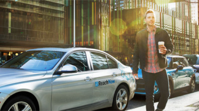 BMW, Daimler Expand Car-Sharing Services in the U.S.