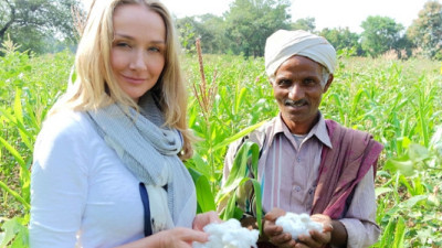 New Doc from Nat Geo, C&A Highlights Business Case for Organic Cotton Production