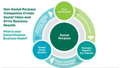 The Virtuous Circle Business Model: Social Purpose at the Core of Business Success