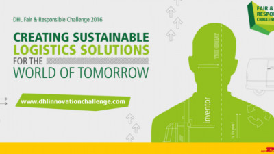DHL Launches Sustainable Logistics, Robotics Innovation Challenges