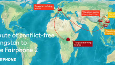 Fairphone Achieves Traceable Supply for All Four Conflict Minerals; Your Move, Industry