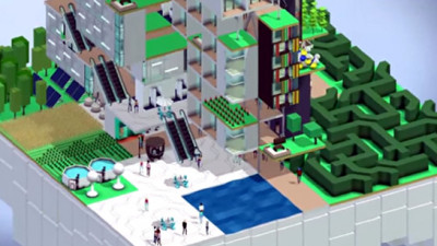 Block'hood Teaches Gamers Systems Thinking to Help Design Tomorrow's Sustainable Cities