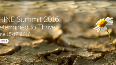 Leaders Discuss Paths to Health, Well-Being and Net Positive at the SHINE Summit 2016