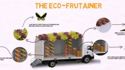 Winners of Biomimicry, Forward Food Competitions Tackle Food Waste, Behavior Change Challenges