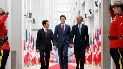"What Did the ""Three Amigos"" Just Commit To? (Hint: Lots of Renewables)"