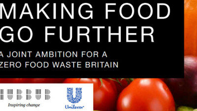 Unilever, Hubbub, WRAP Join Forces in Pursuit of a Zero Food Waste Britain