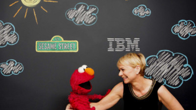 """""""C"""" Is For Cognitive Learning: IBM Watson, Sesame Street Team Up to Advance Childhood Education"""