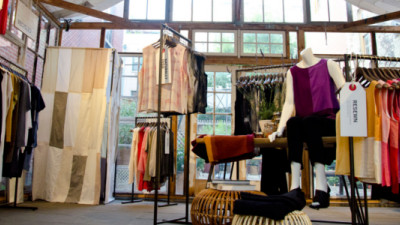Remade in the USA: Latest EILEEN FISHER Collection Closes Clothing Loop