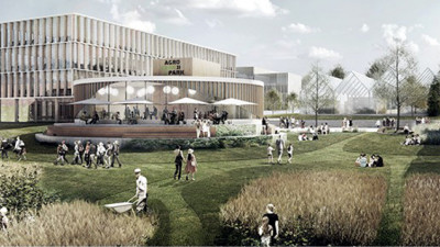 William McDonough + Partners, GXN Unveil Vision for 'Silicon Valley' of Agriculture in Denmark