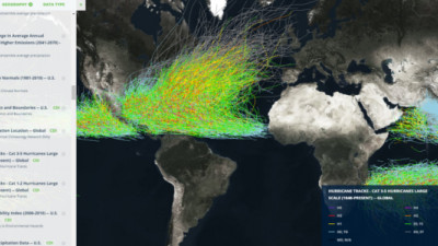 White House, Google, Amazon Launch Big Data Tool to Help with Climate Resilience Planning