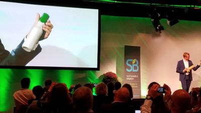 Carlsberg's Circular Community Unveils Newest Green Fiber Bottle Design