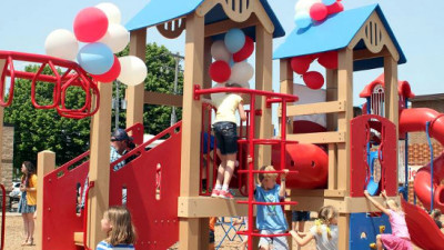 Colgate, TerraCycle Expand Annual Recycled Playground Challenge