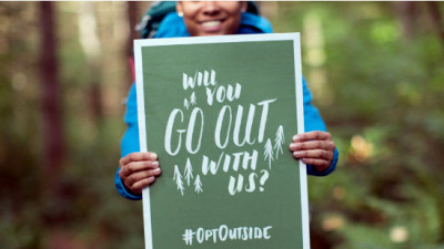 This Black Friday, REI Is Inviting All Businesses to #OptOutside