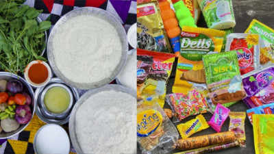 Changing What We Eat: The Role of Junk Food in Our Global Food Crisis